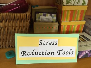 Stress reduction-Eating disorder support group