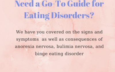 Your Go-to Guide for all Things Eating Disorders