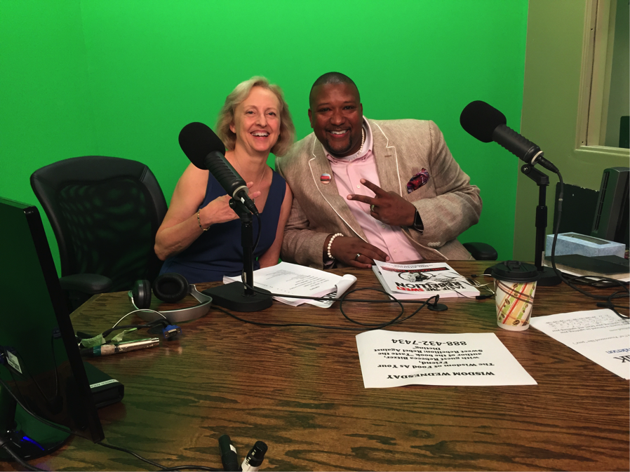 Wisdom Wednesday: Rebecca on RealTalk with Dr. David Anderson