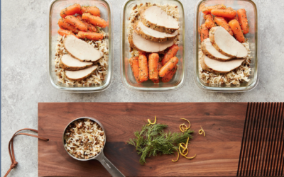 Seven Tips for Meal Prep for Recovery from Eating Disorders
